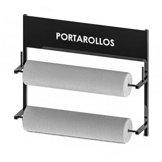 EXPOSITOR PARED 2 ROLLOS